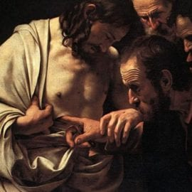 On Thomas, the Resurrection and the interface between faith and science