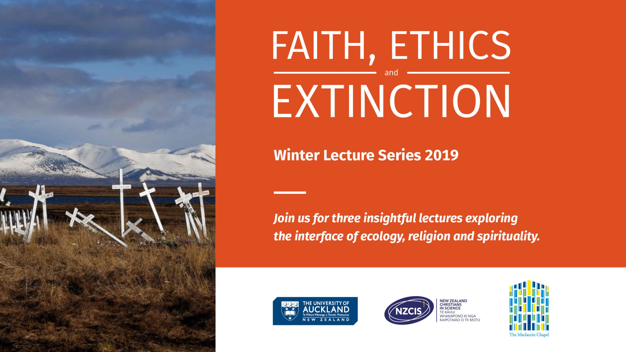 WINTER LECTURES: Uni of Auckland