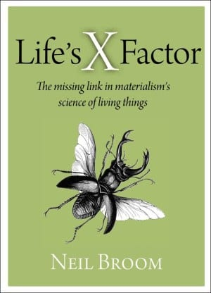 Life's X Factor   by Neil Broom