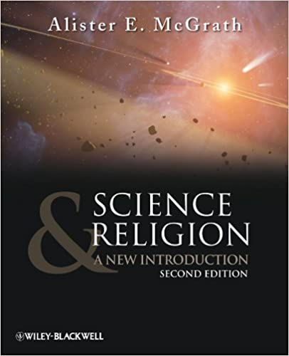 Science and Religion: An Introduction   by Alister McGrath